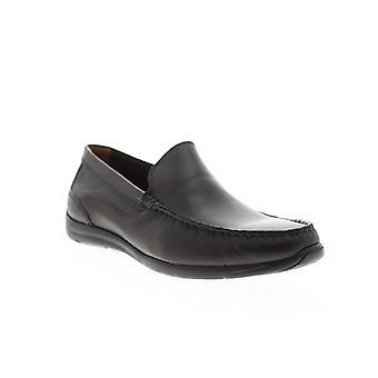 Florsheim Conlan Venetian  Mens Brown Leather Dress Loafers Shoes