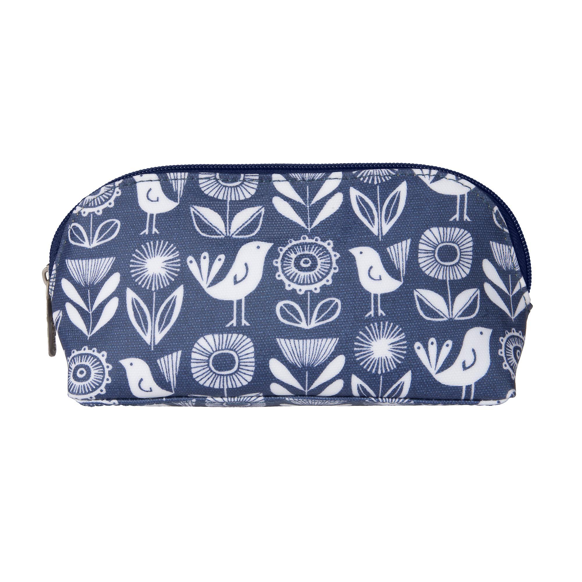 Nicky James Paper Flower Make-up Bag