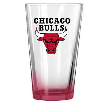 Fanatikere NBA 450ml, ølglass - Chicago Bulls