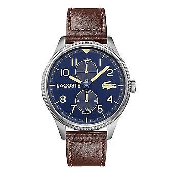 Lacoste Herren Lacoste Continental Wasserdichte Uhr