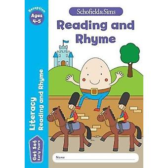 Get Set Literacy Reading and Rhyme Early Years Foundation