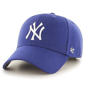 47 Brand Adjustable Cap - MLB New York Yankees dark royal