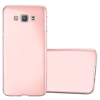 Cadorabo tapauksessa Samsung Galaxy A8 2015 tapauksessa kansi - Kovakotelo muovinen puhelin kotelo naarmuja ja kuoppia - suojakotelo puskurin Ultra Slim takakotelo kova kansi