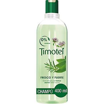 Timotei Fortifying Shampoo Cool and Strong 400 ml