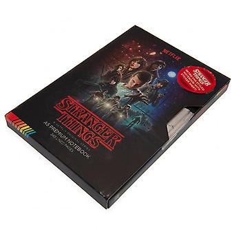 Stranger Things Official Premium Notebook