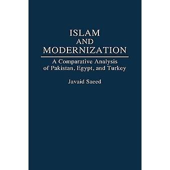 Islam en modernisering A vergelijkende analyse van Pakistan, Egypte en Turkije door Saeed & Javaid