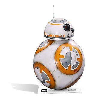 Droid BB-8 Star Wars The Force budzi karton wyłącznik / Standee / Standup