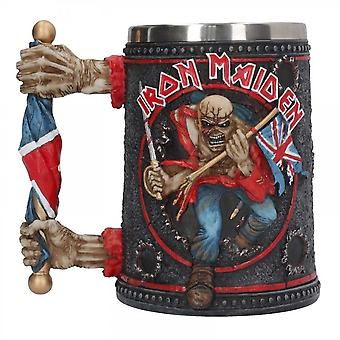 Nemesis Now Iron Maiden Tankard 14cm