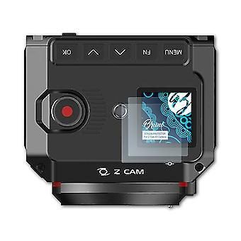 Bruni 2x näytönsuoja yhteensopiva Z-Cam E2 kameran suojakalvo