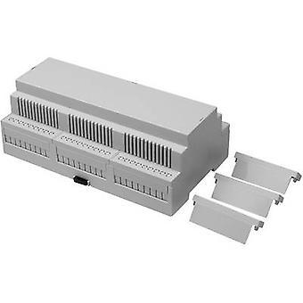 Axxatronic CNMB-9V-KIT-CON DIN rail casing 90 x 160 x 58 Polycarbonate (PC) 1 pc(s)