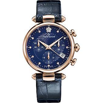 Claude Bernard - Wristwatch - Women - Dress code Chronograph - 10215 37R BUIFR2