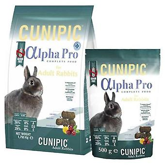 Cunipic Alpha Pro Adult Rabbit (Small pets , Dry Food and Mixtures)