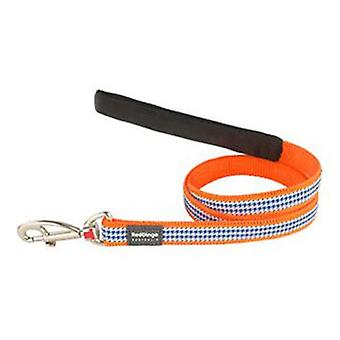 Red Dingo Fixed Length Lead Fang It Orange (Dogs , Collars, Leads and Harnesses , Leads)