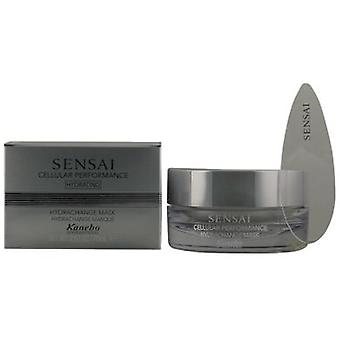 Sensai Cellular Performance Mask Hydrachange