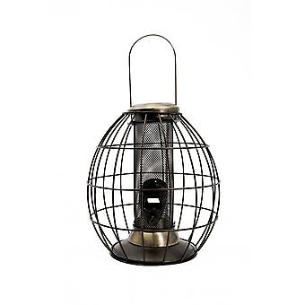 Henry Bell Heritage Collection Squirrel Proof Peanut Bird Feeder