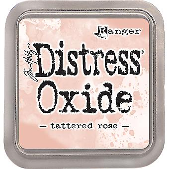 Tim Holtz Distress Oxider Blæk Pad - Tattered Rose