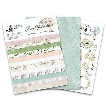 """Piatek13 6""""x8"""" Paper Pad - Truly Yours, 24 Sheets"""