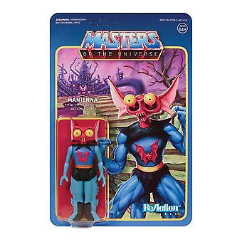 Super7 Mantenna Masters of the Universe ReAction Action Figure