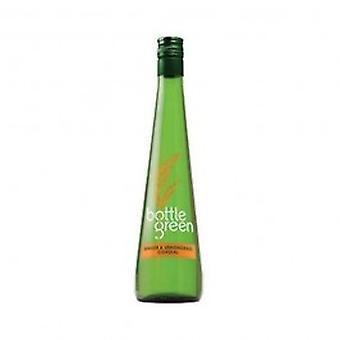 瓶绿色 - 生姜和柠檬草科达利 500 毫升