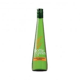 Бутылка зеленого - имбирь & лимонник наливка 500 мл