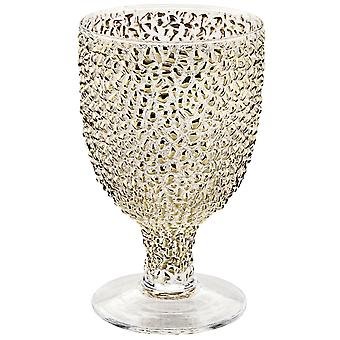 Ivv Special Set 6 Goblet Gold Decoration 300ml