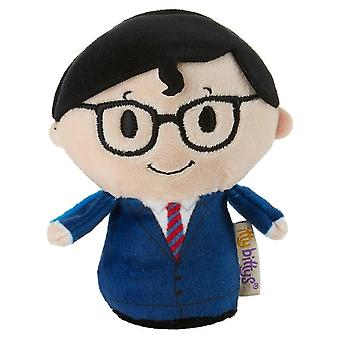 Hallmark Itty Bittys Dc Superheroes Clark Kent As Superman (reversible) Us Version