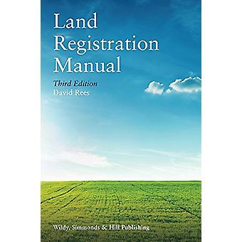 Land Registration Manual by David Rees - 9780854902491 Book