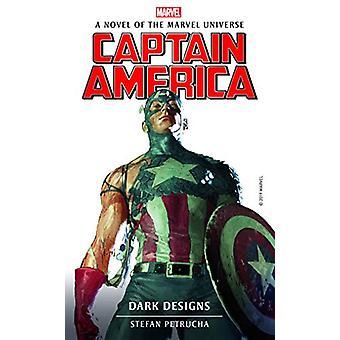 Marvel Novels - Captain America - Dark Designs by Stefan Petrucha - 97