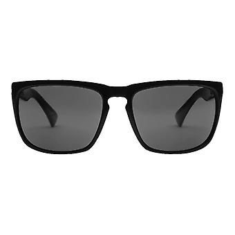 Electric California Knoxville XL Sunglasses - Gloss Black/Grey