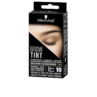 Schwarzkopf Brow Tint Tinte Cejas #6-1-rubio Oscuro For Women
