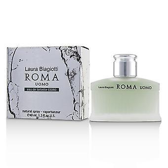 Laura Biagiotti Roma Uomo Eau De Toilette Cedro Spray 40ml/1.3 oz