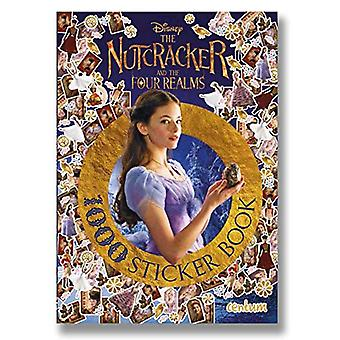 The Nutcracker and the Four Realms 1000 Sticker Book by Centum Books