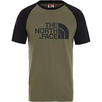 The North Face Raglan Easy T937FV7D6 universal all year men t-shirt