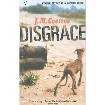 Disgrace by J. M. Coetzee - 9780099284826 Book