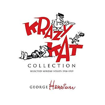 Krazy Kat Collection - Selected Strips 1913-1924 by George Herriman -