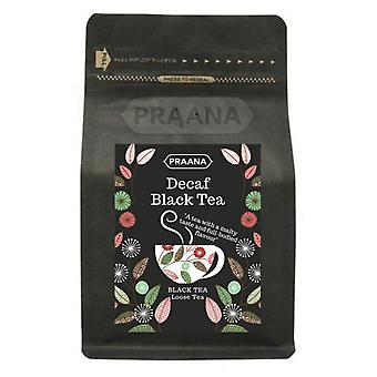 Praana Tea - Decaffeinated Black Tea - 100g