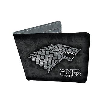 Game of Thrones Stark Vinyl Bi-Fold Wallet