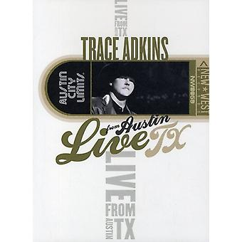Trace Adkins - Live From Austin Tx [DVD] USA import