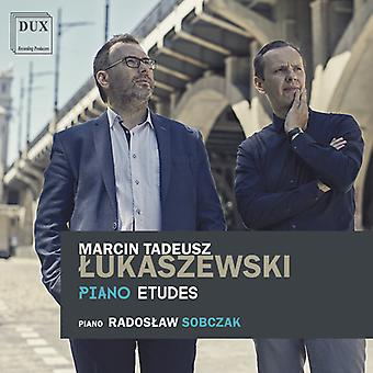 Piano Etudes [CD] USA import