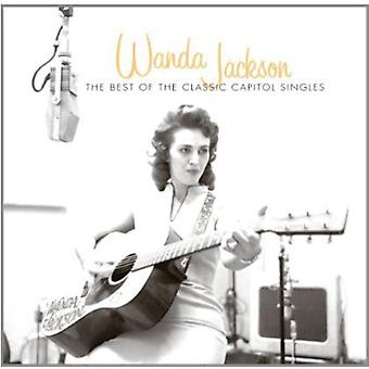 Wanda Jackson - Best of the Classic Capitol Singles [CD] USA import
