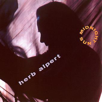 Herb Alpert - Midnight Sun [CD] USA import