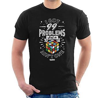 Rubik ' s 99 problemen, maar een kubus Ain ' t een mannen ' s t-shirt