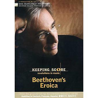 L.V. Beethoven - Keeping Score [DVD] USA import