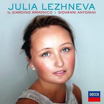 Julia Lezhneva - Alleluia [CD] USA import