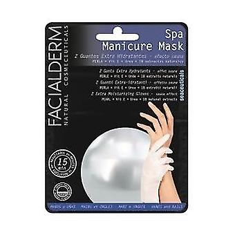 Spa Manicure Extrahydrating Gloves Sauna Effect 2 units