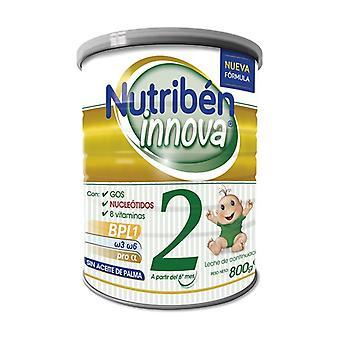 Innova 2 milk 6m + 800 g of powder