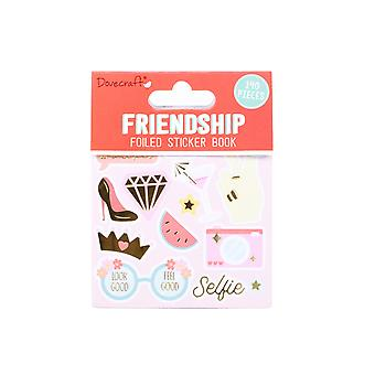 Dovecraft Friendship Sticker Book