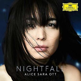 Alice Sara Ott - Nightfall [CD] USA import