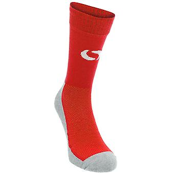 Sondico Mens Professional Sports Socks Elasticated Opening Padded Mesh Upper