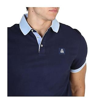 Hackett - Clothing - Polo - HM562122_595 - Men - navy - S